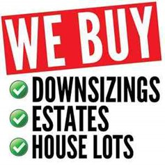 We Buy estates